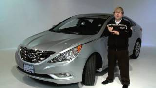 First Test Drive Of The All New 2011 Hyundai Sonata With Nik J. Miles