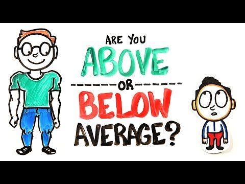 Are You Above Or Below Average