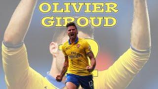 Olivier Giroud   All Goals & Skills (2013/14)