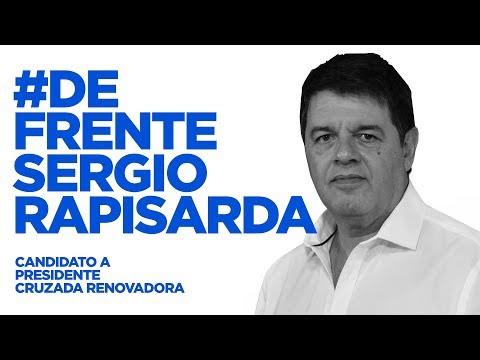 #DeFrente Sergio Rapisarda