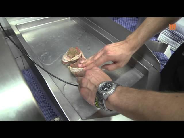 Schweinemedaillon (medium) im  Speckmantel | Rezeptempfehlung Topfgucker-TV