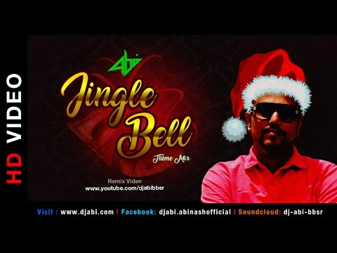 Jingle Bell Theme Mix - DJ Abi - Remix Video