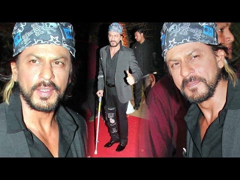 Shah Rukh Khan Says All Is Well!!!
