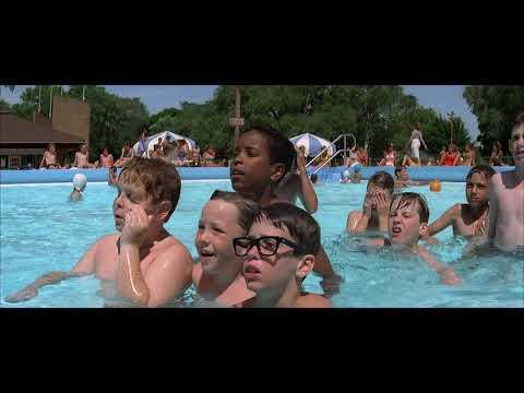 The Sandlot(1993) - The Pool