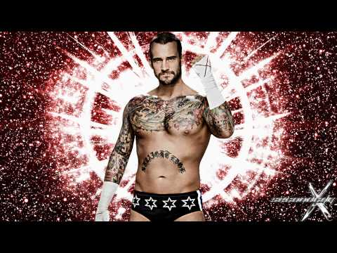 "WWE: ""This Fire Burns"" ► CM Punk 1st Theme Song"