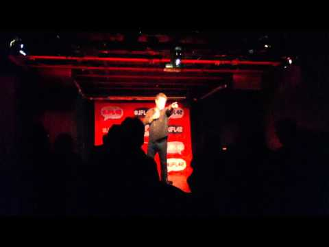 Todd Glass Attacks, Punches Heckler - the real footage including the setup and a failed rehearsal