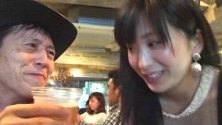 乾亜由美さんのYouTuber セミナー参加中!最初は何と言っても自撮りが大変!