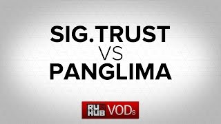 Pang5 vs Signature, game 1
