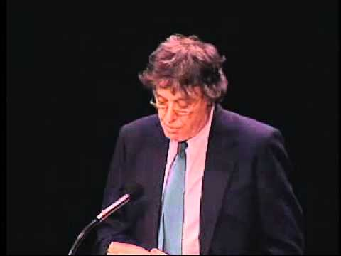 Stoppard - http://92Y.org/VPC In a rare public appearance, British playwright Tom Stoppard reads selections from his work, including selections from Cahoot's Macbeth, N...