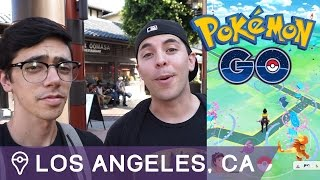 NONSTOP LURE MODULES IN LOS ANGELES: POKÉMON GO by Trainer Tips