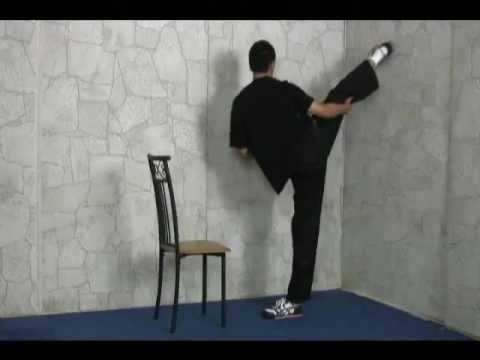 Martial Arts Kicking Techniques Side Kick Technique Instructions and Correction Part 2