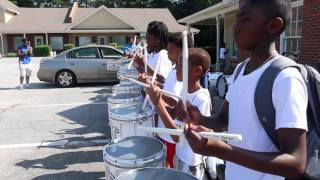 "Atlanta Drum Academy plays: ""GRITS"""