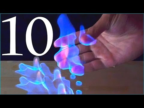 Download 10 Amazing Science Experiments! Compilation HD Mp4 3GP Video and MP3