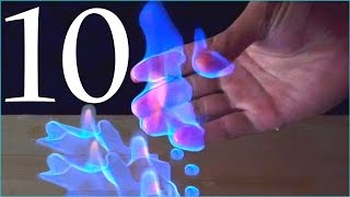 Video 10 Amazing Science Experiments! Compilation MP3, 3GP, MP4, WEBM, AVI, FLV Desember 2017