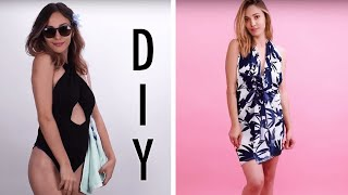 Video Summer Lovin Fashion Hacks! DIY Ideas by Blossom MP3, 3GP, MP4, WEBM, AVI, FLV Juli 2018