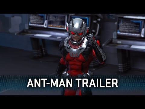 Marvel Heroes 2015 — Ant-Man Trailer
