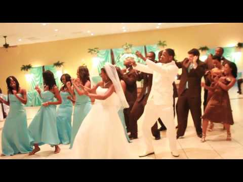 Wobble - I'm so glad Marquita & Jerry chose me as there photographer for there wedding. They could have sold tickets for that wedding cause it was a blast. I think ev...