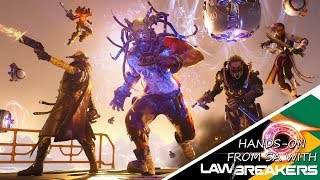 Why SA gamers need to take notice of LawBreakers