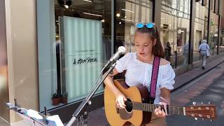 "Video Selena Gomez ""Back To You"" - Allie Sherlock cover MP3, 3GP, MP4, WEBM, AVI, FLV Agustus 2018"