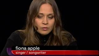 Fiona Apple - Interview by Sacha Frere-Jones