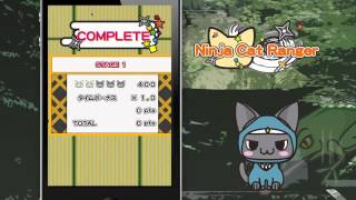 Ninja Cat Ranger YouTube video