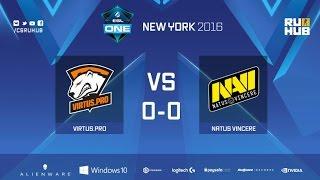 Na'Vi vs VP, game 1