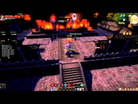 Watch Age of Wushu Burn Down a Guild