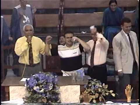 Culto da Cura em Marapanim 2003