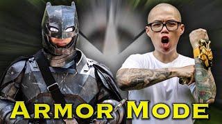 Black Ranger Armor Mode - feat. BATMAN [FAN FILM]