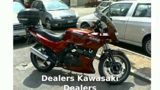 5. 2007 Kawasaki Ninja 500R -  Top Speed Features superbike Details Info Transmission motorbike