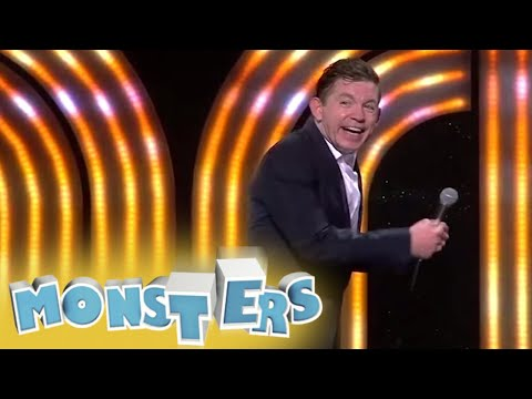 Road Rage  - Lee Evans: Monsters