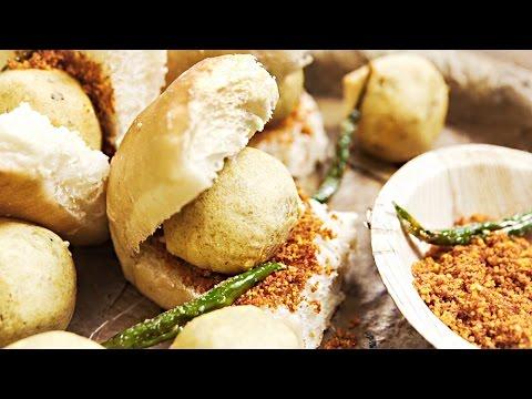 How To Make Vada Pav | Vada Pav Recipe | Street Food Recipes | Mumbai Vada Pav | Chef Varun Inamdar