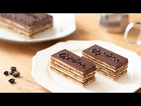 オペラの作り方 Opera Cake|HidaMari Cooking - Thời lượng: 13 phút.