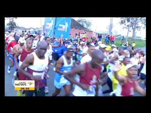 Big entry for Mandela Day Marathon 2014