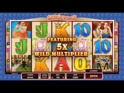 Georgie Porgie Rhyming Reels video slot | Royal Vegas Online Casino