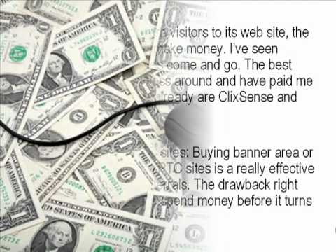 Earn Money On The Internet For Free with PTC Sites – Did You Know How?