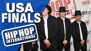 Gilbert (AZ) United States  city pictures gallery : Outlawz - Gilbert, AZ (Gold Medalist Adult Division) @ HHI's 2015 USA Finals