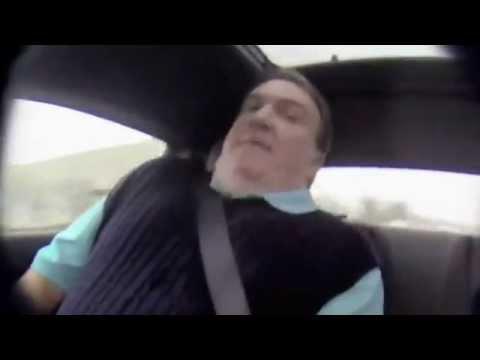 WATCH: A Disguised Jeff Gordon Test Drives A Camaro!
