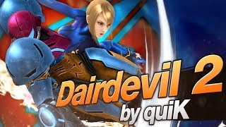Melee, Brawl & Smash 4 Combo Video – Dairdevil 2 | by quiK