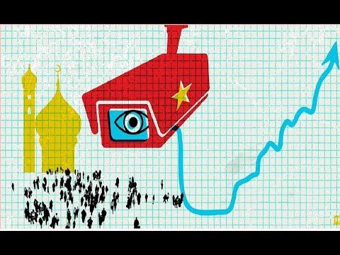 الاقليم المحتل هكذا تقوم الصين بأذلال وسجن مليون مسلم