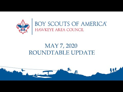 Hawkeye Area Council Roundtable Update - May 7