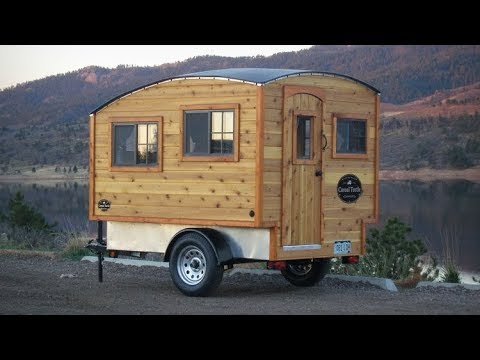 Terrapin Casual Turtle the Lightweight Mobile Camper