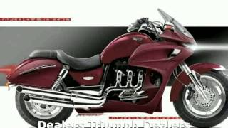 5. 2010 Triumph Rocket III Roadster  Details Dealers