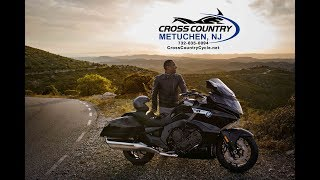 6. The New Bagger from BMW: K 1600 B Overview - By Moshe K. Levy