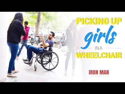 Video Picking Up Girls In A Wheelchair (Social Experiment) download in MP3, 3GP, MP4, WEBM, AVI, FLV January 2017