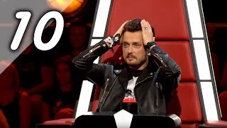 Video TOP [10] BEST BLIND AUDITIONS THE VOICE OF POLAND IX MP3, 3GP, MP4, WEBM, AVI, FLV Januari 2019