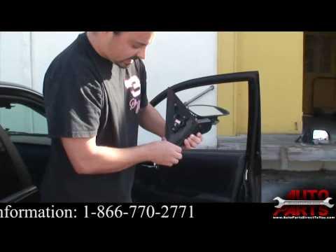 Hyundai Sonata Side Mirror Replacement
