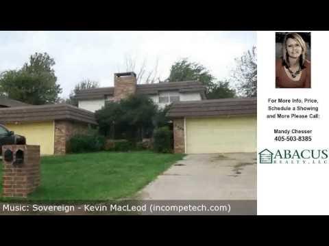 6809 Lancer Lane, Oklahoma City, OK Presented by Mandy Chesser.