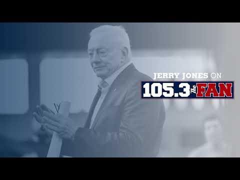 Jerry Jones on 105.3 The Fan | 10/15/19 | Dallas Cowboys 2019