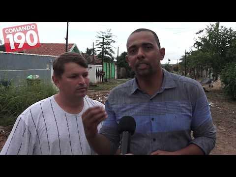 Deputado Jhony Paixão se sensibiliza com moradores da Rua Dos Colegiais e propõe